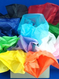 Tissue paper Alliance paper