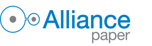 Alliance Paper Logo