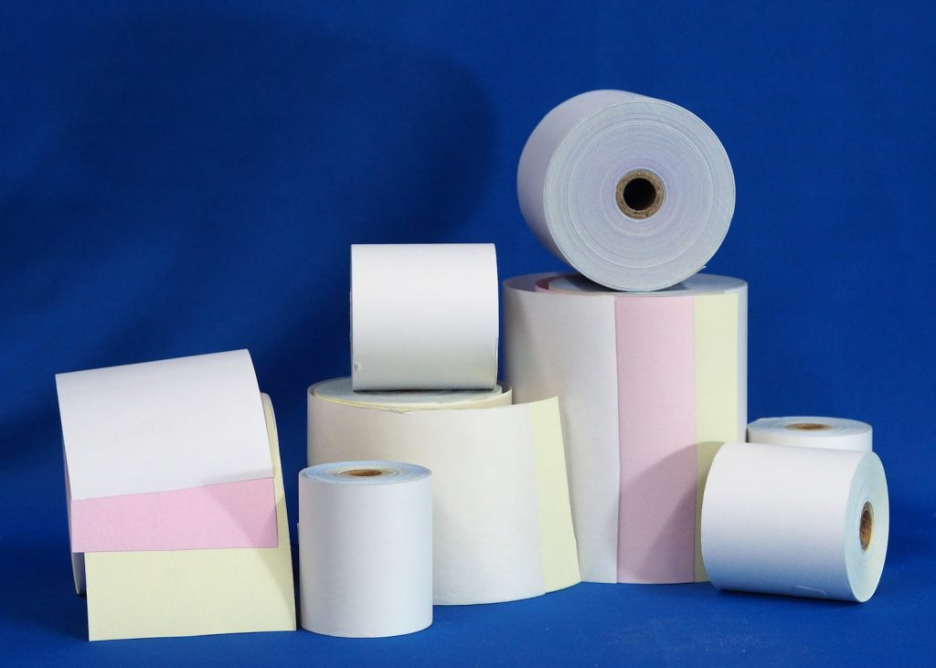 2 ply 3 ply paper rolls