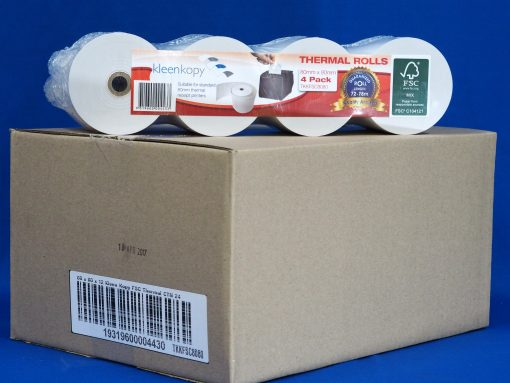Thermal paper Alliance paper