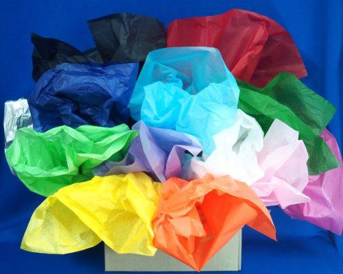 Tissue paper Alliance paper